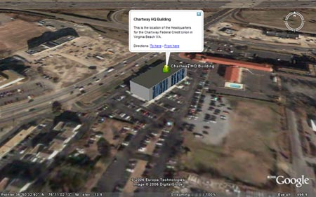 ArchiCAD 10 y Google Earth