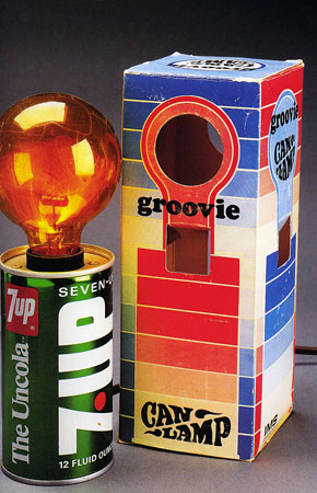 groovie can lamp