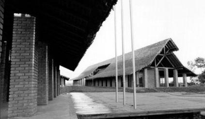 colegio en la Amazonia Boliviana