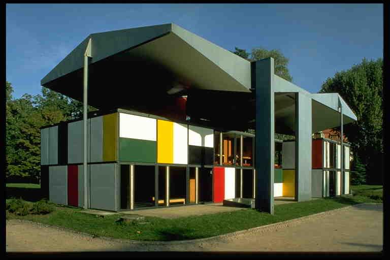 Le corbusier museo y colecci n heidi weber arquitectura inteligente - Arquitecto le corbusier ...