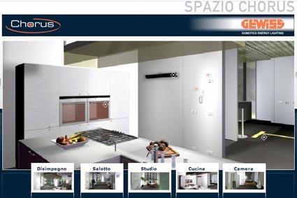 gewiss arquitectura inteligente p gina 2. Black Bedroom Furniture Sets. Home Design Ideas