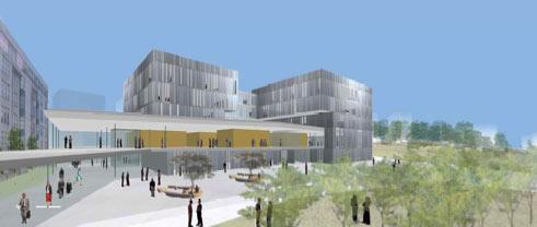 Ciudad de la justicia de vigo irisarri pi era - Estudios de arquitectura vigo ...