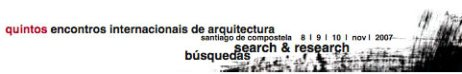 V Encontros Internacionais de Arquitectura