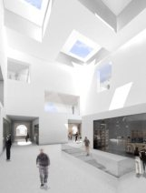 Museo Nacional de Arquitectura y Urbanismo en Salamanca