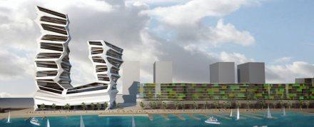 Marina Dubai de Michel Rojkind.