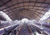 Southern Cross Station de Grimshaw