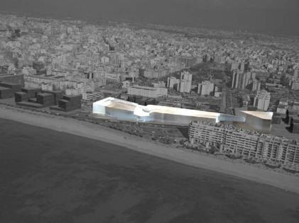 Palacio de Congresos de Palma de Mallorca - Patxi Mangado