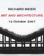 RICHARD MEIER - ART AND ARCHITECTURE