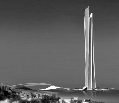 Torre en Dubai de A-cero