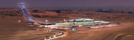 Ciudad del Motor, Aragón - Norman Foster