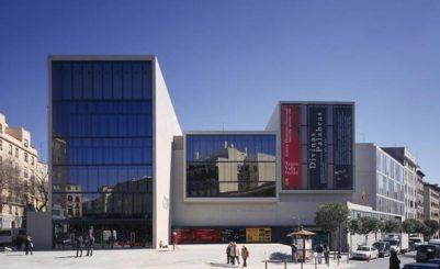 Teatro Valle Inclán en Madrid de Paredes+Pedrosa
