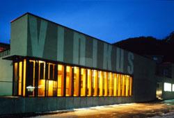 Restaurante Vinikus de Gigon & Guyer