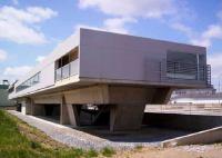 Centro de Salud en Castro de Ribeiras de Lea(Lugo) de Fernando Blanco