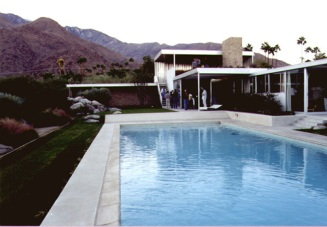 Casa Kaufman de Richard Neutra