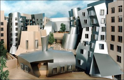 MIT Massachusetts Institute of Technology de Framk Gehry