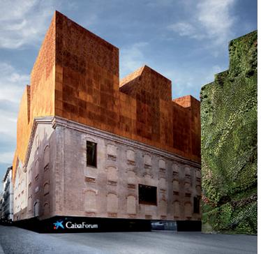 Caixaforum madrid herzog de meuron arquitectura for Herzog de meuron madrid