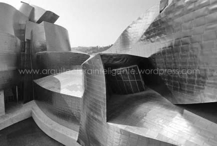 Museo Guggenheim , Bilbao de Frank Gehry